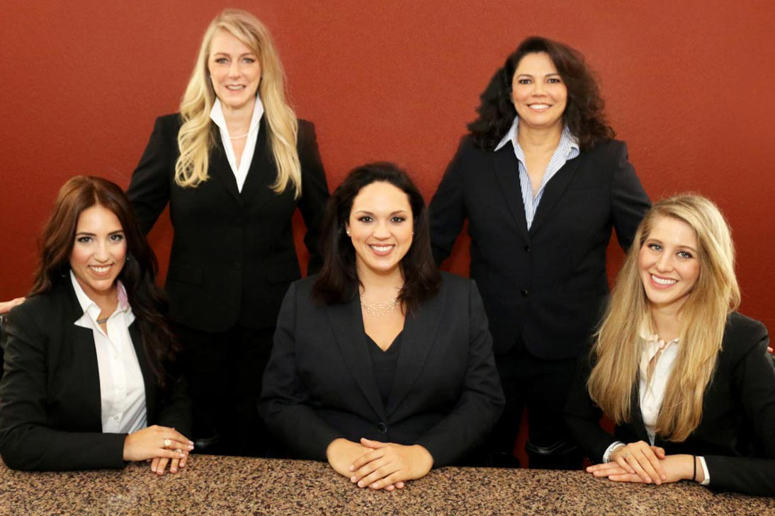 The Cowen and Garza Team of Attorneys